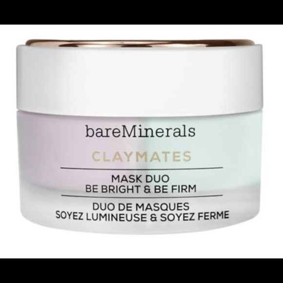 bareMinerals Other - Bare Minerals ClayMates- Be bright & Be Firm